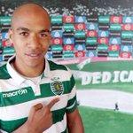 João Mário já se apresentou no Sporting, juntamente com Adrien, William e Patrício. https://t.co/N6AmXYkaIj