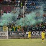 Torcida do Sporting em peso ontem em Badajoz. #SportingCP https://t.co/iiMtMIrcZj