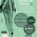 Hi #GlosHour pencil this date in your diaries for autumn #fashion inspiration. Fab #charity event with @bodegawoman https://t.co/USrNP1q2Jd