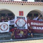 Estamos no Estádio Nacional para a homenagem à equipa do @TorinoFC_1906! #EusébioCup https://t.co/6MAMV42UJ4