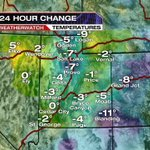 72° in SLC right now...cooler than 24 hrs. ago. Find out if the afternoon will be cooler than yesterday on #GDU https://t.co/9YJwTMfCUc