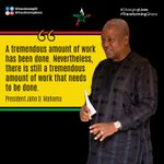 #QuoteOfTheDay President @JDMahama accepts the challenge and works for #TransformingGhana ! #ChangingLives #Ghana https://t.co/ebqETYcXy8