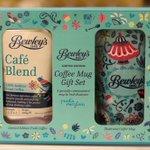 #winitwednesday #giveaway RT&Follow to try & #win a fab coffee mug gift set. 5 winners notified Thurs/10am! #Bewleys https://t.co/DEzWpS190C