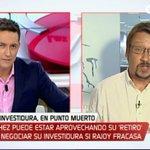 """""""Le voy a decir al Jefe del Estado que no vamos a apoyar ni por activa ni por pasiva a Rajoy"""" @XavierDomenechs https://t.co/XhTKqurTM9"""