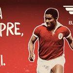 Hoje é por ti, rei! Tu és nosso rei Eusébio! #EusebioCup #CarregaBenfica https://t.co/ky29yszKCs