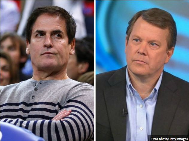'Clinton Cash' Author Peter Schweizer to Mark Cuban: Debate Me or Shut Up https://t.co/BuwjkXWc0X via @BreitbartNews https://t.co/zvoVztd7ph