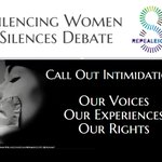 Some of the recent attempts to intimidate/silence women have been abhorrent. If you see it call it out #repealthe8th https://t.co/oeQ527lTE2
