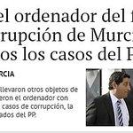 De peli de gánsters. Roban el ordenador del Fiscal Anticorrupción de Murcia con todos sus casos https://t.co/0BfExkGiE0