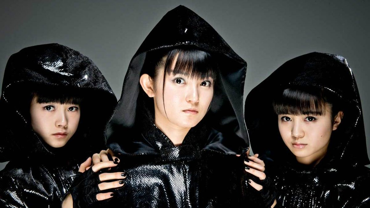 Metal Hammer readers vote @BABYMETAL_JAPAN as the best album of the 21st century https;//t.co/5Ek...