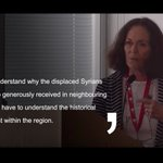 Older migration waves explain why refugees from #Syria fled 2 where they did - Dawn Chatty https://t.co/YzEicKy2Wg https://t.co/Kba8i5lwi7