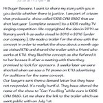 """So KTN allegedly """"stole"""" the kids reality show concept ?? #CorruptionKE  @ConsumersKenya @atanasi_ @papafavour https://t.co/9vdrv7nHqY"""