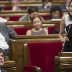 """Que los catalanes quieran emanciparse es """"odio"""". En Cs, como se ve en el rostro de @InesArrimadas, somos puro amor: https://t.co/hoXdZOLBTt"""