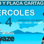 #WazeCartagena recuerda el #PicoyPlaca para hoy en #Cartagena https://t.co/HzAklBrnBb