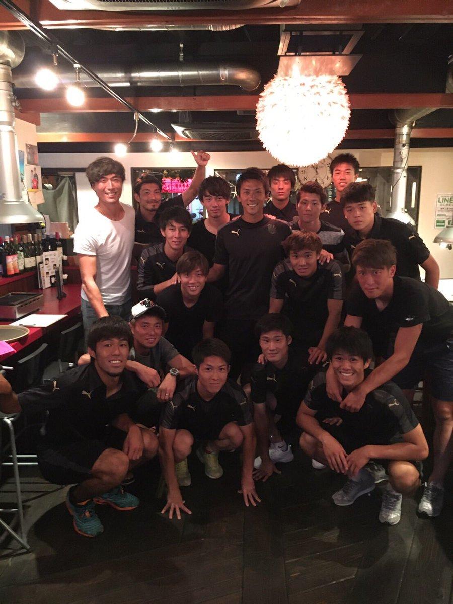 今日で25歳になりました!ロアッソ熊本にも今日から合流させていただき、新たなチャレンジの日が誕生日の…