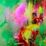 Фестиваль красок 6 и 7 августа 14:00 – стадион «Динамо» - вход свободный https://t.co/eOXPKHo3D9