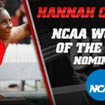 Congrats to Hannah Carson on being named a nominee for NCAA Woman of the Year! https://t.co/bff0BLsswU #WreckEm https://t.co/gg5ON2KQn1