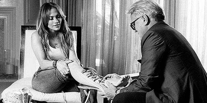 Jennifer Lopez's shoe line is going to make you empty your wallet via @People_Style
