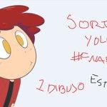RT+FOLLOW Para participar en el SORTEO de 1 Dibujo  #FNAFHS SUERTE A TODOS! XD PORQUE YOLO!! https://t.co/zBpwGD1o8Q