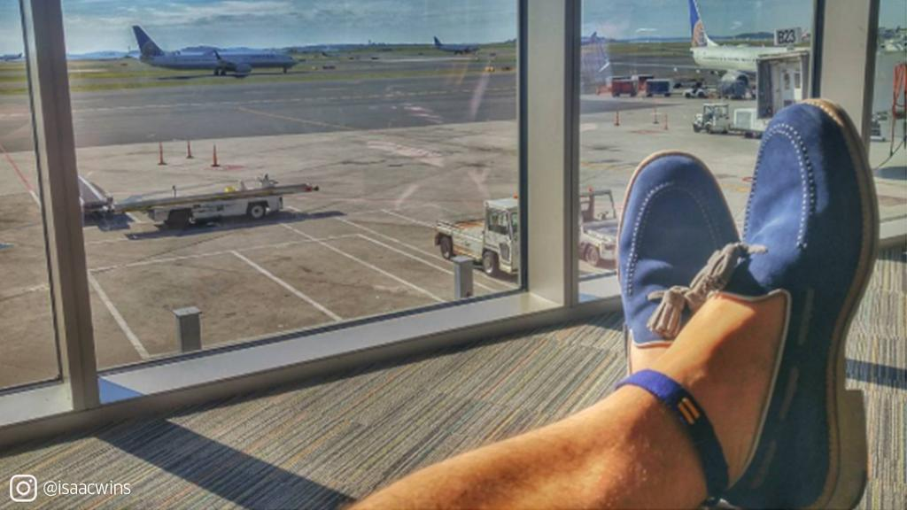 .@TSA Pre✓ lets you fly through security, shoes on & all. We're making it easy to sign up.