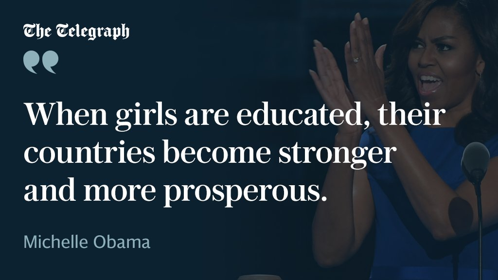 Michelle obama's 12 most powerful quotes about women   scoopnest.com
