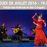 Danse sévillane,paëlla et sangria au RDV demain soir au #PalaisdesFestivals #FiestaFlamenca https://t.co/RfiY0Y9Q4T https://t.co/Vt5QWX51oD