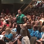 New AP @Mr_Cosimano sharing personal reflections. Go Stallions! #vbcpsgold https://t.co/TII5Xgf7Ag