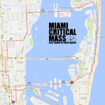 Critical Mass will be riding through Miami Beach this Friday 7/29. Take a look at their route below #MiamiBeach https://t.co/2iL5i52PNi