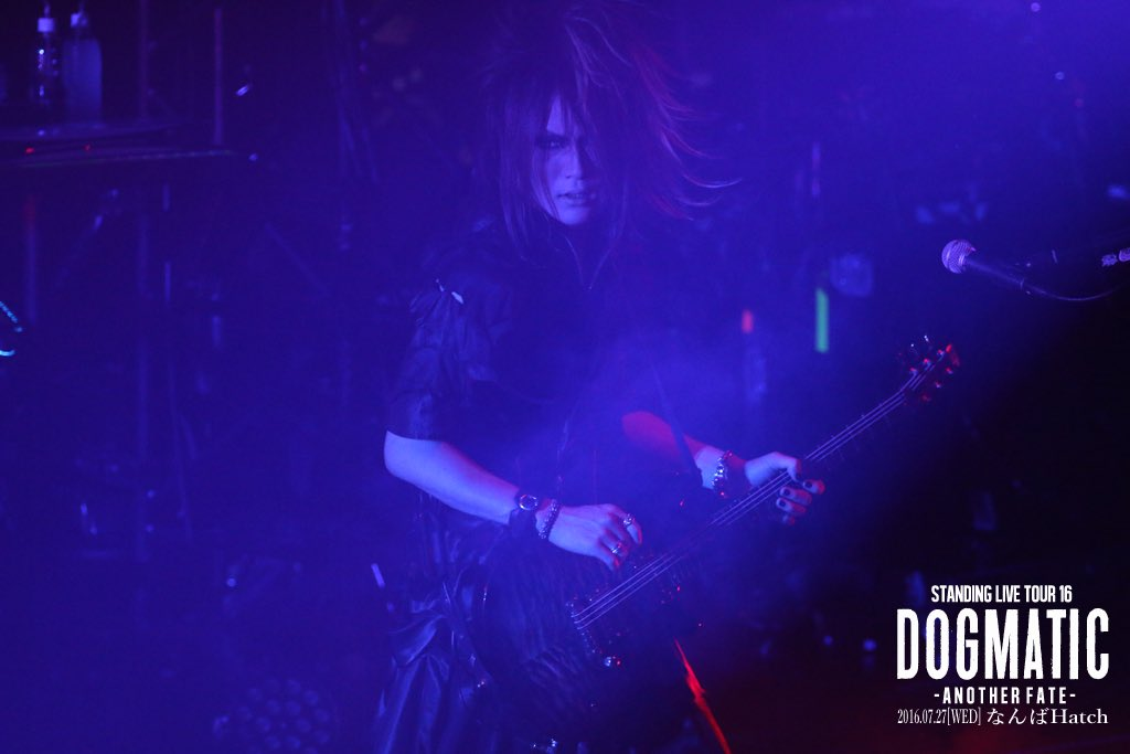 【DOGMATIC-ANOTHER FATE-】 2016年7月27日@ なんばHatch ツアー7…
