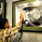 Muestra fotográfica Fidel es Fidel en Brasilia https://t.co/ueIvlLgmfK https://t.co/nF99hPrcLI