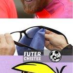 #Messi rubio y barbudo [VIA @chhristianlema] https://t.co/3iQDWL26PT