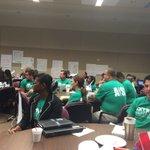 AHS team listening intently Kick Em Colts! #AHS #aisdlearning https://t.co/sS6TmOERni