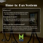 Did you know we have a new time-to-pay system to pay Municipal Court fines? https://t.co/pkhTSLWtJh
