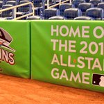 The stage is set for todays unveiling of the 2017 @AllStarGame logo! #ASGMiami   https://t.co/wa9gHbuGQ1 https://t.co/I0iHQXwsSF
