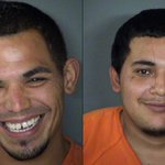 Men charged with robbing #PokemonGo players at knifepoint smile in their mugshots https://t.co/Q7QczgFA40 https://t.co/1II0wWX7Bl