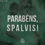 Lukas Spalvis completa hoje 22 anos. Parabéns e as rápidas melhoras, Leão! #ParabénsSpalvis https://t.co/O35rKyWih4