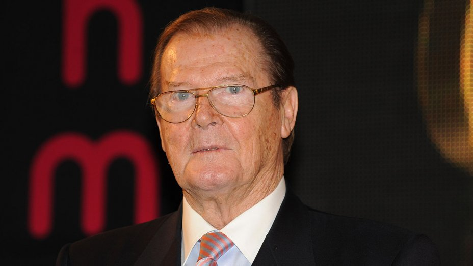 James Bond Actor Roger Moore