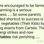 We must support @FredMatiangi as he dismantles the cartels. @KTNKenya @KTNNews #SchoolFires #BurningCrisis https://t.co/XAvQjupcvt