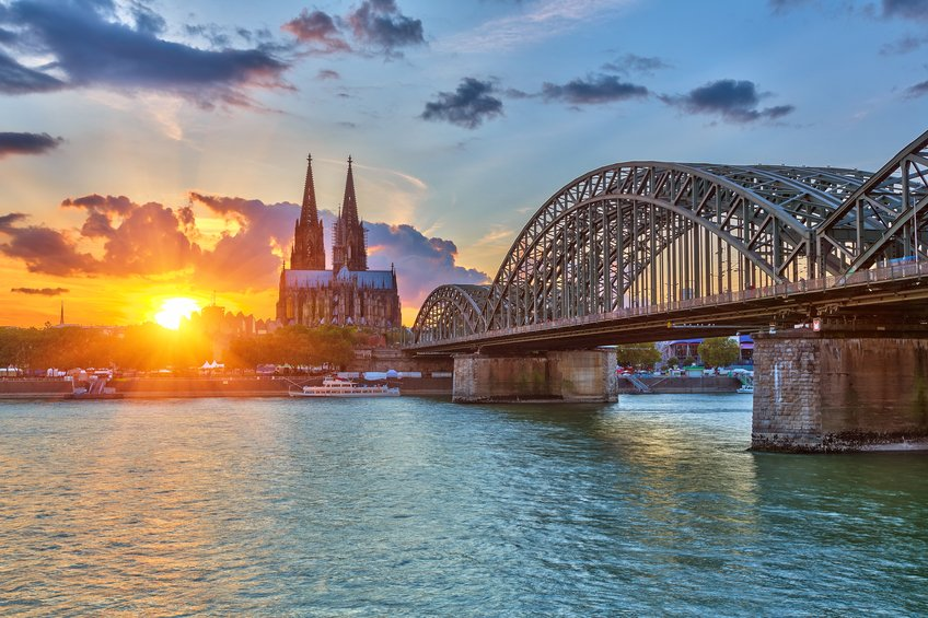 Make this Bank holiday Sunday even better. Book Dublin to Cologne for €16.99