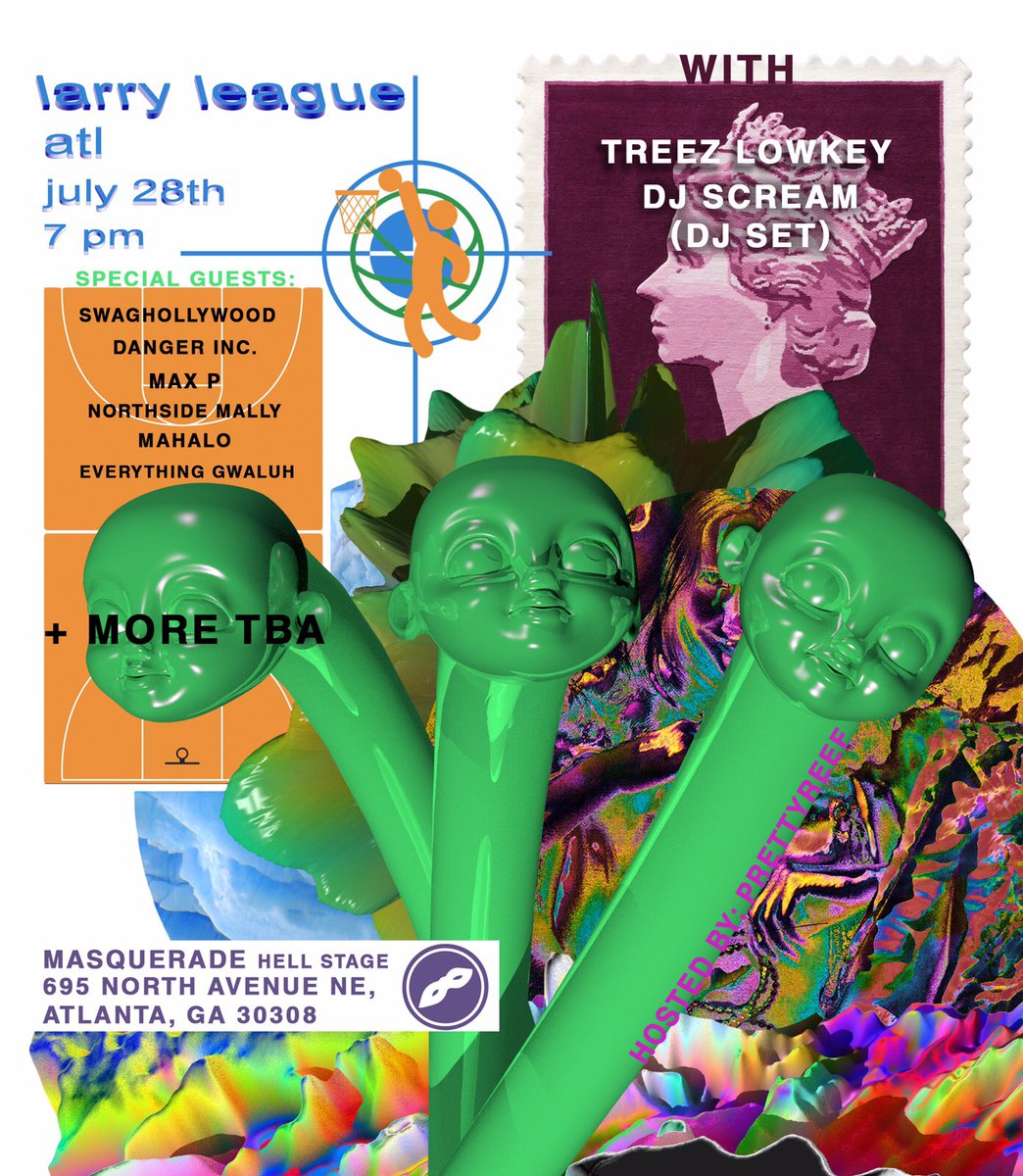 ...Tomorrow.. @larry_league .. Show of the summer.. Get your tickets a https://t.co/7gi8ZAudtQ  or dm for purchase. https://t.co/QpoJTSilel