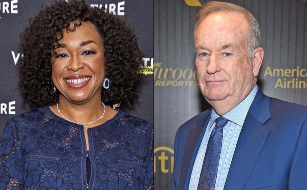 Shonda Rhimes blasts Bill O'Reilly's comments on Michelle Obama's speech: