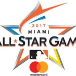 Prior to this afternoon's game in Miami, MLB & the @Marlins officially unveiled the logo for the 2017 All-Star Game. https://t.co/WseCWZDZy8