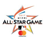 The official logo for the 2017 MLB All-Star game in Miami. Per @Marlins. https://t.co/H0UE3w6jJt