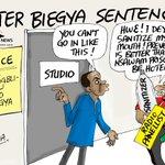 Cartoon: After the Montie FM judgement #3FM927 https://t.co/jpQf0nHUm1