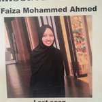 Good news: Faiza Mohammed has been Found! #CorruptionKE https://t.co/qkYAnsPlKy