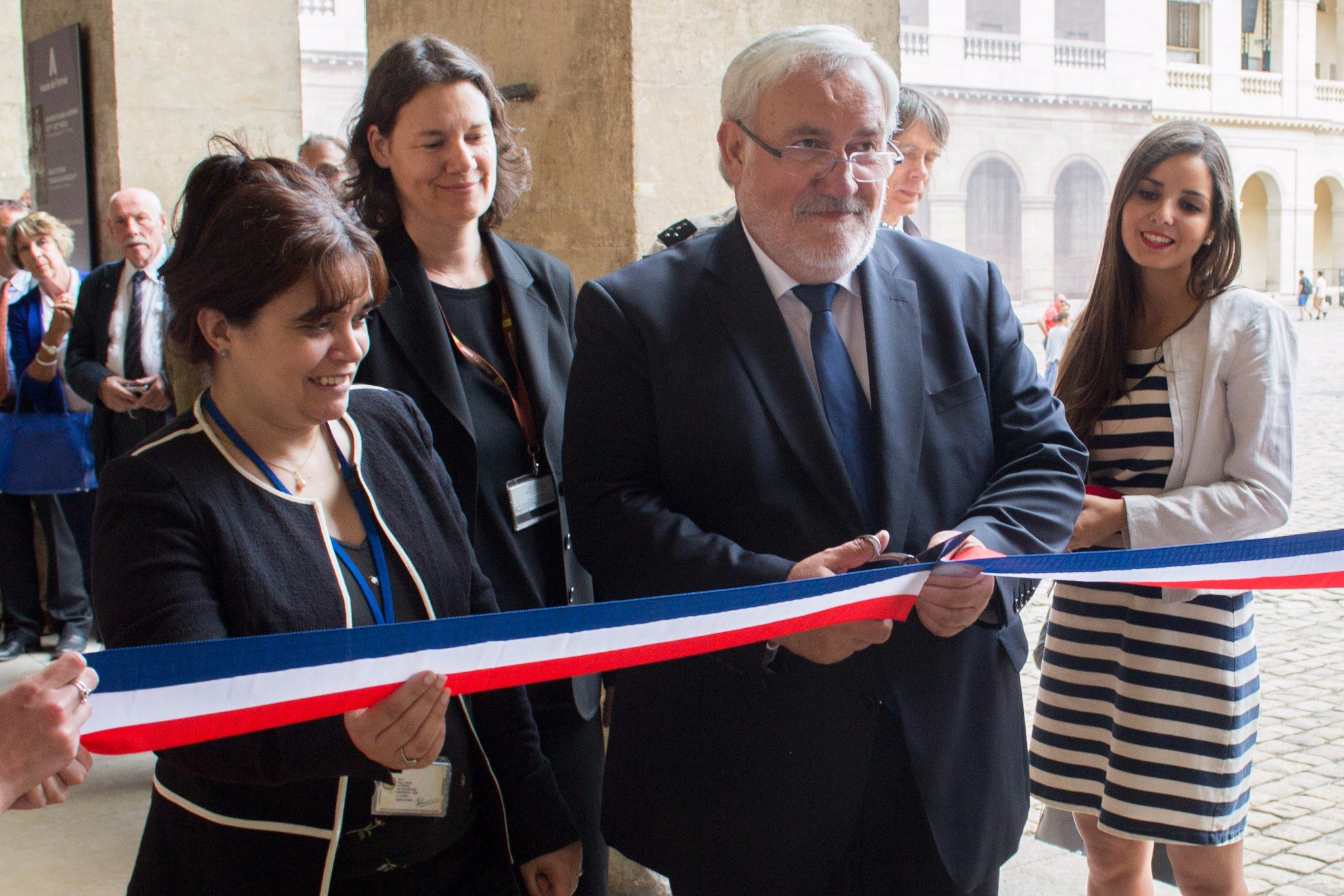 "Inauguration et visite de l'<a href=""https://twitter.com/search?q=expo&src=typd"" target=""_blank"">#expo</a> ""Rouget de Lisle et La <a href=""https://twitter.com/search?q=Marseillaise&src=typd"" target=""_blank"">#Marseillaise</a>"" en présence du SEDAC <a href=""https://twitter.com/JM_Todeschini"" target=""_blank"">@JM_Todeschini</a> https://t.co/cr74GiuNBC"