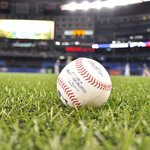 We're minutes away from the @BlueJays going for the sweep! #OurMoment https://t.co/TJutsrBPIL