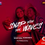 Tonight, win tickets for the ultimate beach link up on #AnAppleANight . #TidalRave2016 #ForTheRaverInYou https://t.co/ZpLup1dZf0