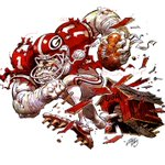 Famed artist and Bulldog Jack Davis has passed away. Hell be missed by the Bulldog family. https://t.co/ge1RIuNr0V https://t.co/B9PY4FHfRG