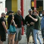 "Thomas Sellner weist Fascho-Hooligan Andreas ""Zwetschke"" Zepke und Truppe als Securities ein. #blockit https://t.co/02tYKkfpOn"