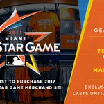 2017 @AllStarGame merch is available at our Team Store & on https://t.co/lRNOHtDrng – for one week only! #ASGMiami https://t.co/mmtKef1cux